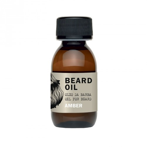 Beard Oil Amber 50 ml