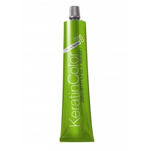 Crème colorante 100 ml KERATIN COLOR zéro amoniaque