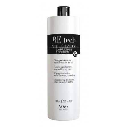 Shampoing nutritif BE TECH 300ml