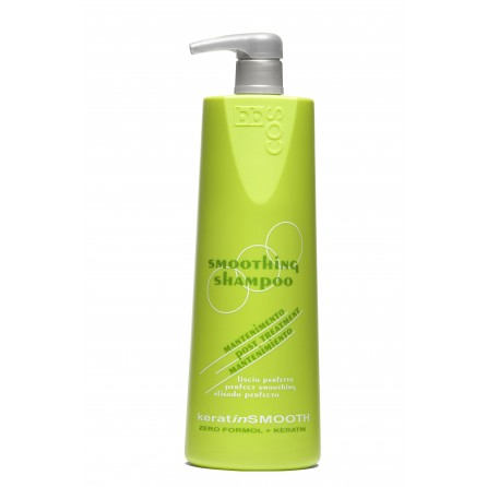 Shampooing d'Entretien Keratin Smooth - 300 ml