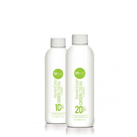 Keratin Color Oxygen Cream 150 ml