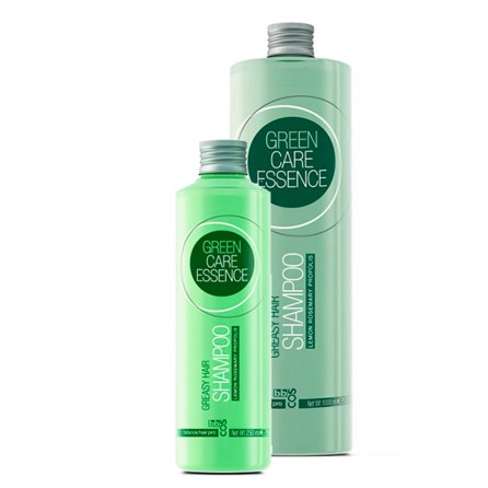 Greasy Hair Shampoo - Green Care Essence